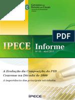 Ipece Informe 05 Abril 2011