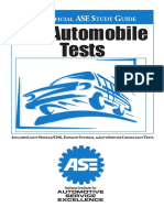 Automobile Web Studyguide 2019