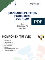 SOP VMC TEAM