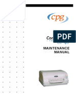 Compuprint Sp40 Service Manual