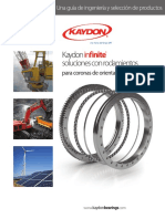 Kaydon Catalog 390 Spanish PDF