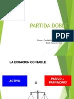 1- Partida Doble