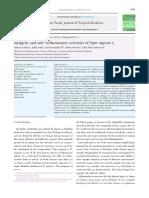 Pembentukan Alkaloid Melalui Jalur Tirosin