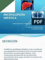 Encefalopatía Hepática