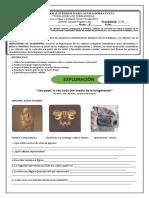 Literatura Precolombina 1- 2019