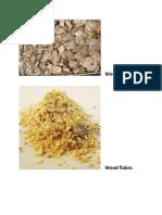 Wood Chips Dan Flakes