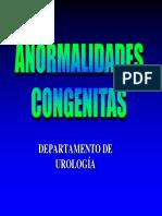 ANORMALIDADESCONGENITAS 1