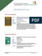 Bibliografia-AlgoritmosEDO