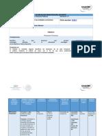 Planeacion unidad 3 CYFP Unadm