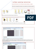 Version 9.92 Software Operating Instructions
