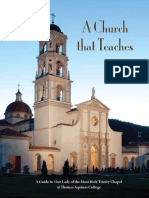 A Church That Teaches