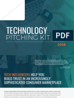 Cision TechPitchingKit 2018