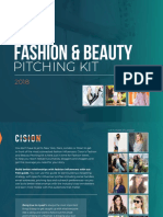 Cision 2018 Fashion Pitching Kit