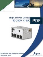 IM02960187 Rev D High Power Compact C BUC