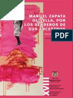 Manuel Zapata Los Senderos de Los Ancestros