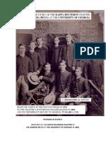 Abridged - Kappa Deuteron of Phi Gamma Delta Bios - 1870-1890 - Updated January 15 2019