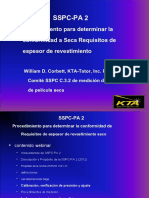 SSPC - PA2 Español