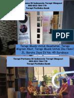 TERAMPUH DI INDONESIA!!!  085-852-704-779 Terapi Perilaku Anak