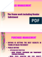 PURCHASE MANAGEMENT.PPT