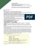 Java Basic Question