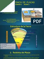 Sesion 3 - Tectonica de Placas