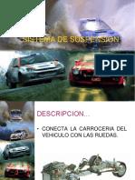 sistema de suspension clases powerpoint 2005