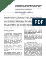 Elaboracion Del Biol Biocida Mediante El Aprovechamiento de Los Residuos Organicos Del Mercado Mayorista Miguel Grau de La Ciudad de Tacna