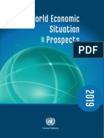 The World Economic Situation and Prospects 2019