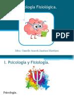 1. Psicología Fisiológica