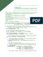 JARED JOYAL Polygon Collision Code Sample