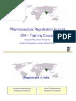 PharmaceuticalsRegistrationinIndia-123566563681-phpapp01