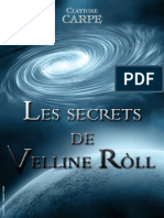 Les Secrets de Velline Roll