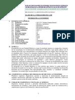 Silabus Informatica Internet Mecanica 2018 II