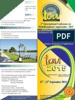 Brochure i Cm a 2015