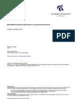 Multi materia design paper