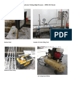 Peralatan Hydrotest Tubing High Pressure