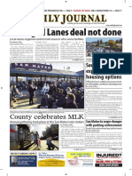 San Mateo Daily Journal 01-22-19 Edition