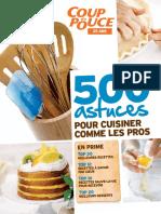 500 Astuces Pour Cuisiner