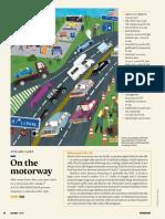 On the Motorway - ESL vocab