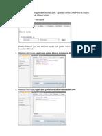 Cara membuat database menggunakan MySQL pada.docx