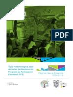 Guia Metodologica Para Docentes Facilitadores Del PPE. Regimen SierraAmazonia 18-19
