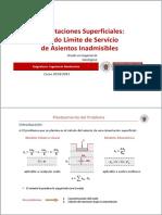 Tema 1d.- Cimentaciones Superficiales_ELU Asientos