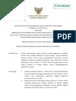 PKPU No. 32 Tahun 2018 Ttg Jsdwsl