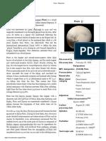 Pluto - Wikipedia