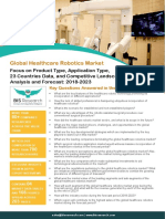 Healthcare Robotics Market