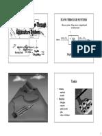 9. Flow-thru Recirculating System