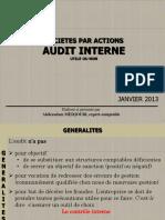 Audit Interne Utile Ou Non Spa