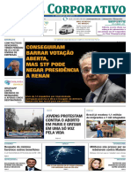 Jornal Corporativo Edição 3037 de 22 de Janeiro de 2019