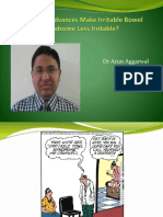 Dr Arun Aggarwal Gastroenterologist Explains Irritable Bowel Syndrome