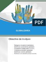 Seminar 1 Mediul de Afaceri European - Globalizare